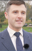 Christian Penhale: <em>Vice Chair of Governors and Chair of the Learning and Teaching Committee</em>